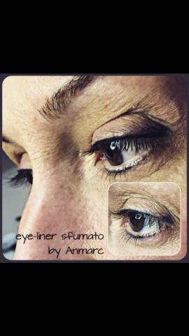 eye-liner sfumato treviso