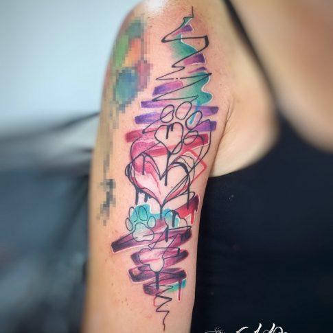 Wolly Inksane Tattoo